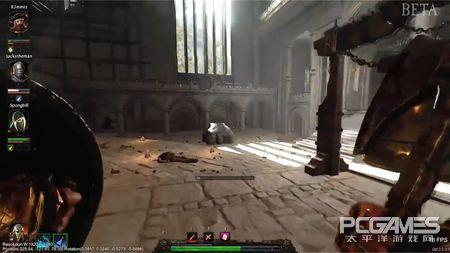 《战锤:末世鼠疫2》新演示 盾斧火枪疯狂输出
