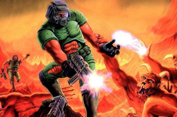 FPS始祖游戏《毁灭战士2》推出手