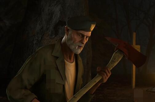 """《求生之路2》DLC""""背水一战""""新预告发布 一代主角""""老比尔""""登场"""